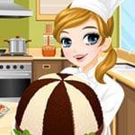 Tessa's cooking Zuccotto