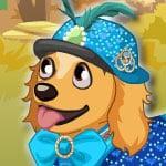 Dora and her dog