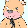 Teddy Bear colouring Games