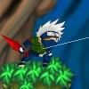 Flying Ninja Games