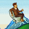игры Пиксельный туалет