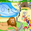 Jocuri Organizează Grădina Zoologică!