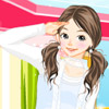 Dress Up Spring Girl 2 Games