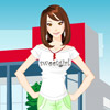 Dress up Street Hry