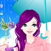 Dress Up Umbrella Girl Games