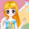 Prinsesje opmaken 1 Spelletjes