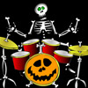 Jeux Squelette musicale