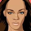 Jeux Habille et maquille Rihanna