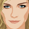 Make-up Kirsten Dunst Games