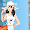 Young Girl Dress Up Hry