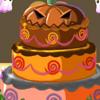 Jeux Prépare ton Gâteau d'Halloween