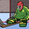 Jeux Gardien de hockey