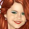 Jeux Habille et maquille Selena