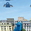 Monsters Versus Aliens Games