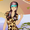 Tiger Girl Dress Up Games