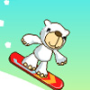 Polar Bear Snowboarding Games