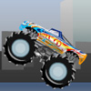 Destructive Monster Truck Games