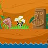 Giochi Taz scappa dall'isola