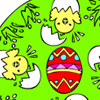 Easter Coloring 3 Games