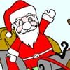Santa Coloring Games