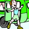 Caravan coloring Games