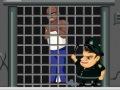 في السجن