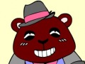 تلوين دب الباندا أون لاين