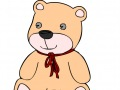 تلوين الدب الدمية أونلاين