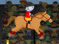 الحصان القافز