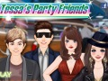 Tessas Partyfreunde