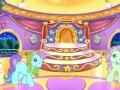 حصان الاحتفالات البوني الصغير
