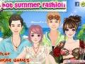 أزياء الصيف الحار