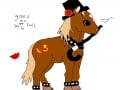 حصان فريد
