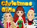 فتيات عيد الميلاد