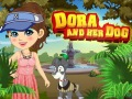 Dora und ihr Hund