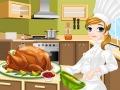 تيسَّا تطبخ ديك حبش لعيد الميلاد