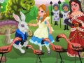 Alice in Wonderland: verschillen