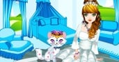 Princess Cinderella's Cats