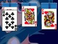 لعبة الورق البنت