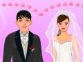 تلبيس فستان الزفاف