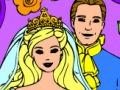 لوحة تلوين زواج 2