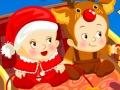 العيد الميلاد الأول للأطفال