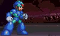 Este confronto entre o Megaman X e o Magma Dragoon � uma luta de morte!