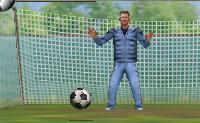 Pratica penáltis com este jogo de futebol super-fixe em 3D.