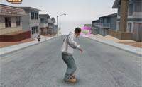 Podes fazer skate numa grande área, e também podes assim fazer vários truques.