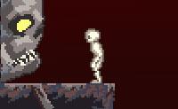 Ajuda este pequeno fantasma a fugir do seu labirinto. El tem primeiro de apanhar 8 misteriosos itens. Faz o teu melhor para o conseguires saltando e rastejando!