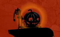 Um bem desenhado jogo de Noite das Bruxas que é também divertido jogar em qualquer altura do ano. Junta-te a esta brava abóbora e conquista todos os perigos que encontrares nesta demoníaca caverna!