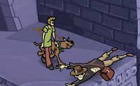 Ajude Shaggy e Scooby a resolverem o mist�rio do Templo das Almas Perdidas!