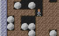 Este é um viciante jogo onde vais em busca de diamantes verdes. Quando cavas o solo abaixo das pedras, elas caiem. Assim, tem cuidado para não seres soterrado por debaixo delas! Podes mover as pedras de lado, por exemplo para abrir a passagem para outra sala.
