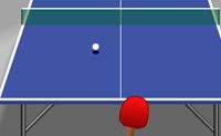 Controle a sua raquete e jogue ténis de mesa online!